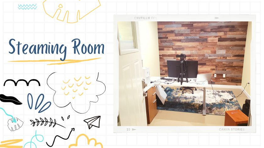 School Year Wrap-Up Streaming Room